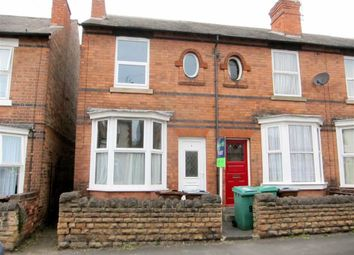 Thumbnail 2 bedroom end terrace house to rent in Crossley Street, Sherwood, Nottingham