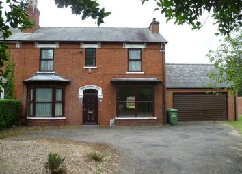Thumbnail 3 bed semi-detached house to rent in Doddington Road, Lincoln