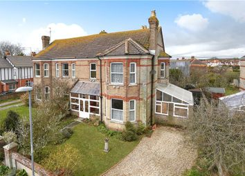 Thumbnail 7 bed semi-detached house for sale in Mount Pleasant Avenue North, Weymouth, Dorset