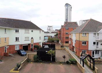 Thumbnail 1 bed flat for sale in Highmoor Maritime Quarter, Marina, Swansea