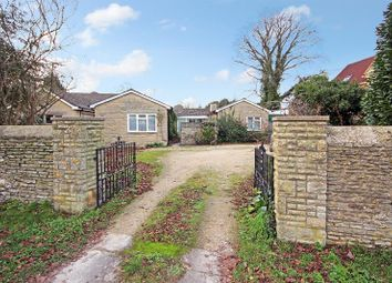 Thumbnail 5 bed detached bungalow for sale in Woodstock Road, Witney