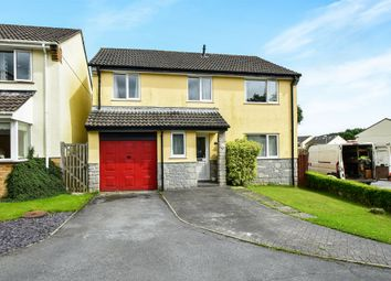 Thumbnail 4 bed detached house for sale in Cameron Drive, Woodlands, Ivybridge