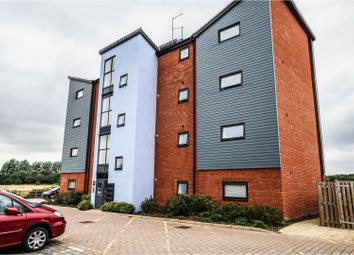Thumbnail 2 bedroom flat for sale in Abells Close, Walton