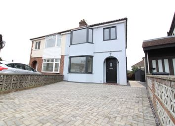 Thumbnail 3 bed semi-detached house for sale in Meadowbrook Close, Norwich