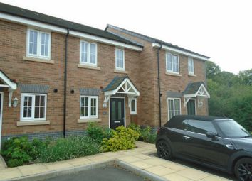 Thumbnail 2 bed terraced house for sale in Murrell Way, Shrewsbury