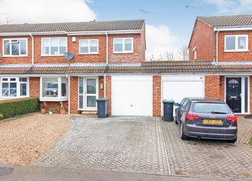 Thumbnail 4 bed semi-detached house for sale in Hutton Way, Woburn Sands, Milton Keynes, Bucks