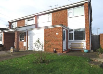 Thumbnail 3 bed semi-detached house for sale in Stockton Close, Hedge End, Southampton