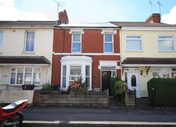 Thumbnail 2 bed terraced house for sale in Ferndale Road, Swindon