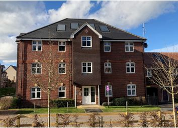 Thumbnail 2 bed flat for sale in 27 Gomer Road, Bagshot