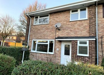 3 bed end terrace house to rent in High Furlong, Banbury OX16
