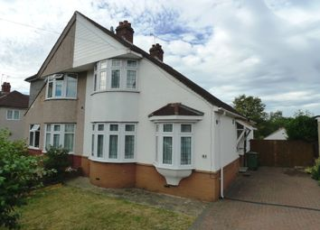Thumbnail 3 bed semi-detached house to rent in Marlborough Park Avenue, Sidcup