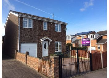 Thumbnail 4 bed detached house for sale in Avon Close, Maltby, Rotherham