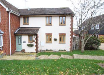 Thumbnail 3 bedroom semi-detached house for sale in Goldsborough Close, Eastleaze, Swindon