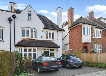 Thumbnail 5 bed semi-detached house for sale in Cholmeley Crescent, Highgate Village, London