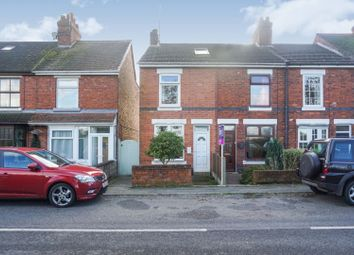 Thumbnail 3 bed end terrace house for sale in Scropton Road, Derby