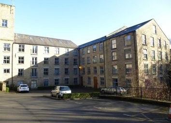 Thumbnail 2 bed flat for sale in Hyde Bank Road, New Mills, High Peak