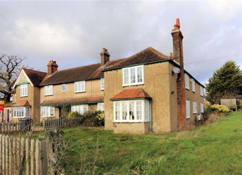 Thumbnail 3 bed end terrace house to rent in Theydon Mount, Epping