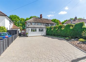 Thumbnail 3 bed semi-detached house for sale in The Ridings, Richings Park, Buckinghamshire