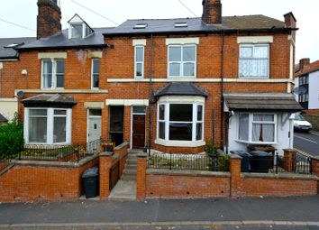 Thumbnail 4 bed terraced house for sale in Pitsmoor Road, Sheffield, South Yorkshire