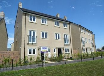Thumbnail 4 bedroom town house to rent in Serotine Crescent, Trowbridge