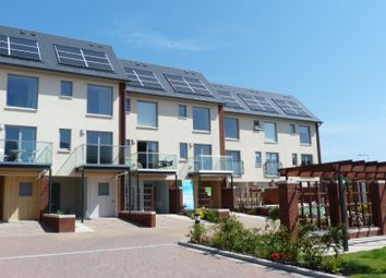 Thumbnail 3 bed town house to rent in Langdon Road, Marina, Swansea