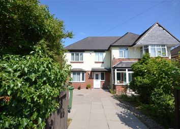 Thumbnail 3 bed semi-detached house for sale in Kings Road, Bebington, Merseyside
