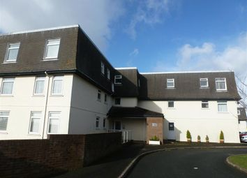 Thumbnail 2 bedroom flat to rent in Grafton Road, Torquay