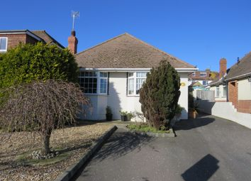 Thumbnail 3 bed detached bungalow for sale in Hangleton Road, Hove