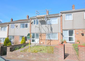 Thumbnail 3 bed terraced house for sale in Balfour Terrace, Plymouth