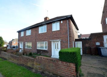 Thumbnail 2 bed semi-detached house to rent in Bly Road, Darfield, Barnsley