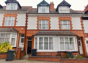 Thumbnail 5 bedroom terraced house to rent in Chaucer Street, Leicester