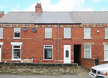Thumbnail 2 bed terraced house for sale in Church Street West, Chesterfield, Derbyshire