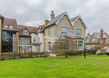 Thumbnail 1 bedroom flat for sale in The Haywards, The Lawns Drive, Broxbourne, Hertfordshire