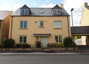 Thumbnail 5 bed detached house to rent in Summers Way, Moreton-In-Marsh