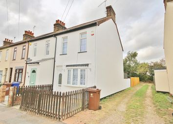 Thumbnail 3 bed end terrace house for sale in Grove Road, Stanford-Le-Hope
