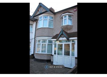 Thumbnail 3 bed terraced house to rent in Campbell Avenue, Barkingside Ilford