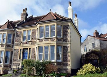 Thumbnail 4 bed end terrace house for sale in Wolferton Road, Bristol