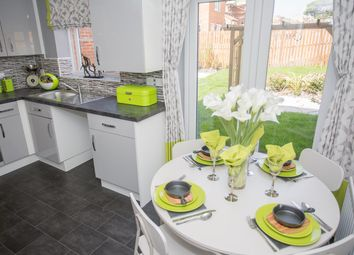 Thumbnail 3 bed detached house for sale in Plot 61, Kildare, Greymoor Meadows, Kingstown Road, Carlisle