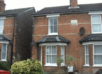 Thumbnail 2 bed semi-detached house to rent in Mabledon Road, Tonbridge