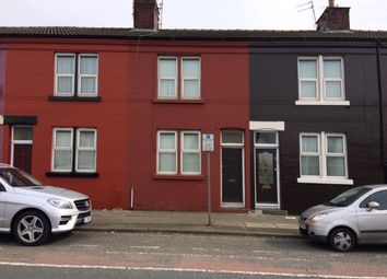 Thumbnail 3 bed terraced house to rent in Melrose Road, Kirkdale, Liverpool