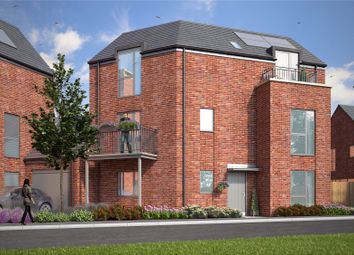 Thumbnail 4 bed detached house for sale in The Tern, Henry Darlot Drive, Millbrook Park, Mill Hill