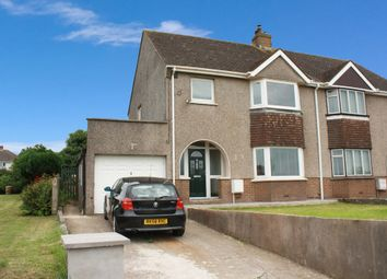 Thumbnail 3 bed semi-detached house for sale in St. Peters Road, Johnston, Haverfordwest