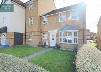 Thumbnail 2 bedroom semi-detached house for sale in Lee Close, Stanstead Abbotts, Ware