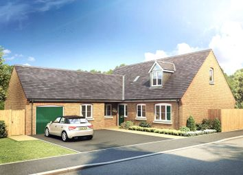 Thumbnail 4 bed bungalow for sale in Nettleham Chase, Deepdale Lane