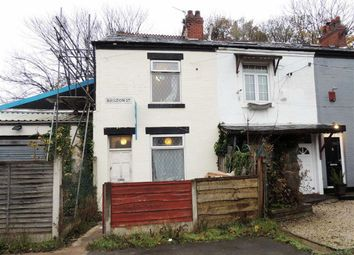 Thumbnail 2 bedroom end terrace house for sale in Baildon Street, Moston, Manchester
