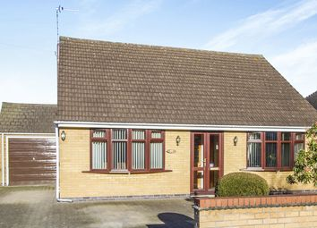 Thumbnail 3 bed bungalow for sale in Garendon Green, Loughborough