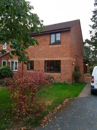 Thumbnail 3 bed end terrace house for sale in Leominster, Herefordshire