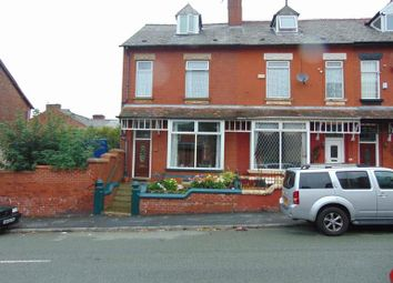 Thumbnail 4 bed end terrace house for sale in 124 Werneth Hall Road, Coppice, Oldham
