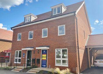 Warmington Mews, Crowborough, East Sussex TN6. 3 bed end terrace house for sale
