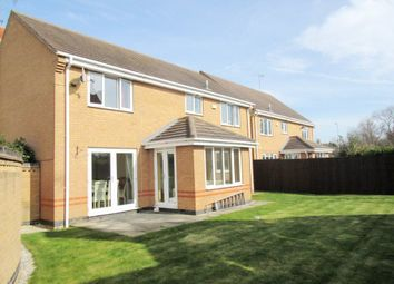 Thumbnail 4 bed property to rent in Samwell Way, Northampton